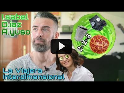 Embedded thumbnail for Video: Lo de Isabel Díaz Ayuso (IDA) tiene una explicación: ¡es una viajera interdimensional!