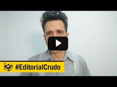 "Embedded thumbnail for Video: ""Las tres ultraderechas pactan"" | #EditorialCrudo 563"