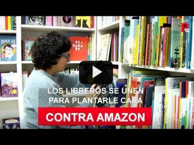 Embedded thumbnail for Video: Los libreros declaran la guerra a Amazon