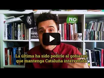 "Embedded thumbnail for Video: ""Ciudadanos a la derecha del padre"" por Javier Gallego Crudo #430"