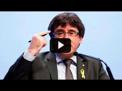 Embedded thumbnail for Video: PUIGDEMONT en LIBERTAD en ALEMANIA (06/04/2017)