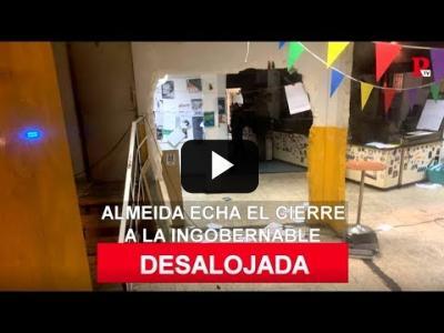 Embedded thumbnail for Video: Almeida echa el cierre a la Ingobernable