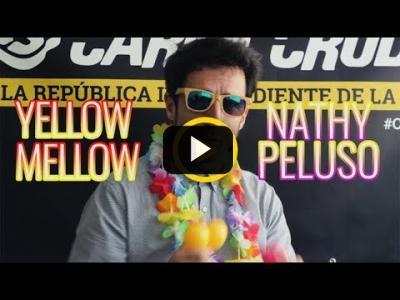 "Embedded thumbnail for Video: El 26 de abril Yellow Mellow y Nathy Peluso nos enseñarán a ser youtuber y ""sandunguear"""