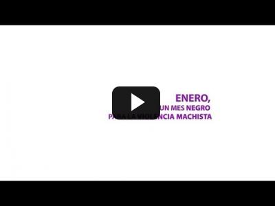 Embedded thumbnail for Video: Enero, un mes negro para la violencia machista