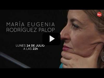 Embedded thumbnail for Video: Otra Vuelta de Tuerka - María Eugenia Rodríguez Palop -  La politización de la justicia