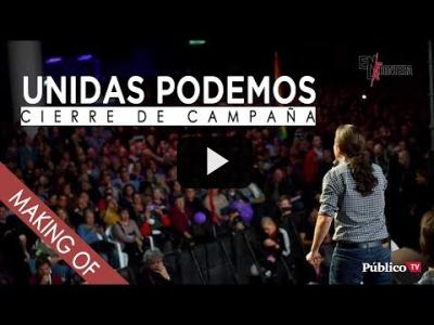 Embedded thumbnail for Video: #EnLaFrontera279 - Así se fraguó el #10N en Unidas Podemos