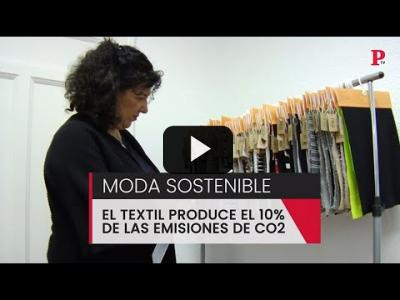 Embedded thumbnail for Video: Moda sostenible: el textil produce el 10% de las emisiones de CO2