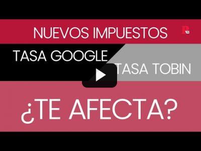 Embedded thumbnail for Video: Tasa Google y tasa Tobin: preguntas y respuestas