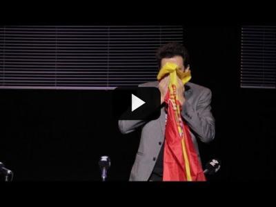 Embedded thumbnail for Video: Las banderas son trapos grandes - Monólogo de Javier Gallego Crudo | Carne Cruda #483