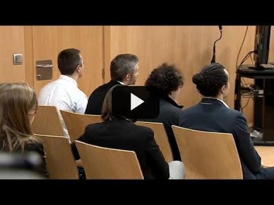 """Embedded thumbnail for Video: Los administradores de  """"seriesyonkis"""" ganan en el mayor juicio por piratería en España"""