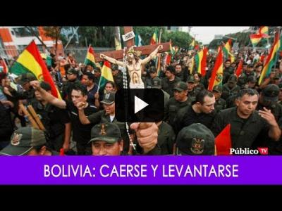 Embedded thumbnail for Video: Bolivia: Caerse y levantarse