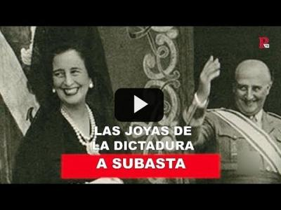 Embedded thumbnail for Video: Las joyas de la dictadura, a subasta