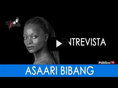 Embedded thumbnail for Video: #EnLaFrontera267 - Entrevista a Asaari Bibang
