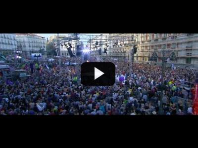 Embedded thumbnail for Video: Así fue el 20M: Hay que echarlos