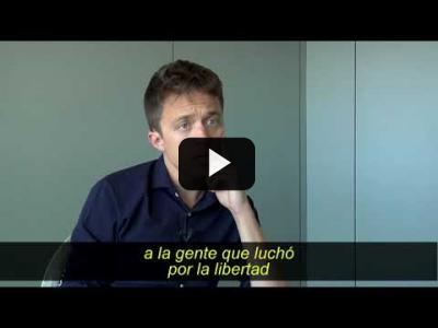 Embedded thumbnail for Video: Íñigo Errejón y su primera medida si llega a la presidencia de la Comunidad de Madrid