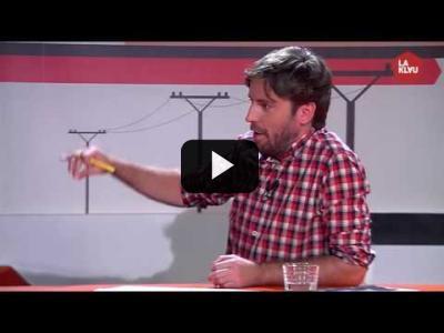 Embedded thumbnail for Video: La Klau Crítica - Conversa amb Gerardo Pisarello
