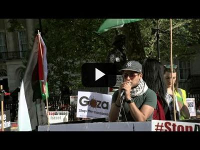 Embedded thumbnail for Video: Británicos se manifiestan en apoyo a palestinos en Día de la Nakba