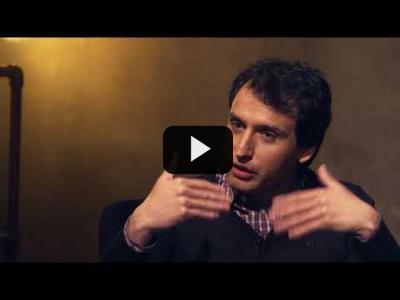 Embedded thumbnail for Video: Otra Vuelta de Tuerka - Pablo Iglesias con Lluis Orriols