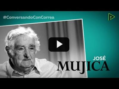 Embedded thumbnail for Video: 'Conversando con Correa': José Mujica