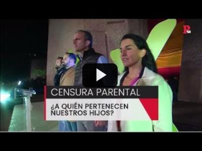 Embedded thumbnail for Video: Censura parental: ¿a quién pertenecen nuestros hijos?