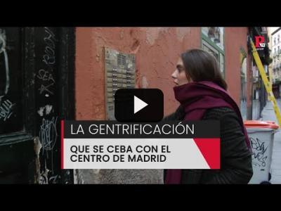 Embedded thumbnail for Video: La gentrificación acaba con los más humildes