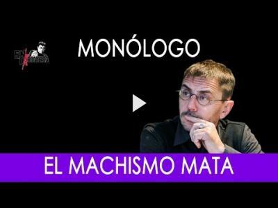 Embedded thumbnail for Video: #EnLaFrontera248 - Monólogo - ¿Cómo se atreven a decir que la violencia de género es propaganda?