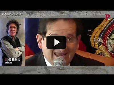 Embedded thumbnail for Video: #EnLaFrontera192 - Pedro Brieger, corresponsal en Latinoamérica