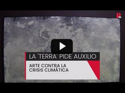 Embedded thumbnail for Video: La 'terra' pide auxilio: el arte de Fernando Casasempere contra la crisis climática en