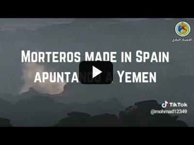 Embedded thumbnail for Video: Morteros made in Spain apuntando a Yemen