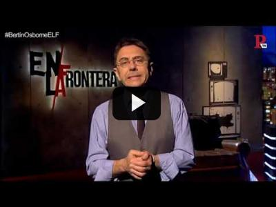 Embedded thumbnail for Video: #EnLaFrontera219 - Monólogo - Trump quiere ganar una guerra; nosotros, impedirla