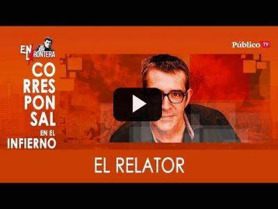 Embedded thumbnail for Video: #EnLaFrontera323 - Máximo Pradera: el relator