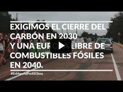 Embedded thumbnail for Video: Un viaje para hacer frente a la emergencia climática