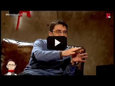 Embedded thumbnail for Video: #EnLaFrontera210 - Entrevista a Juan Carlos Monedero