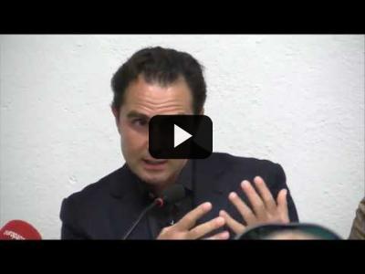 Embedded thumbnail for Video: HERVÉ FALCIANI - 'La TRAMA de los PARAÍSOS FISCALES' (Podemos)