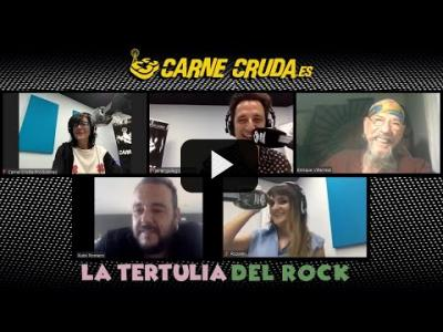 Embedded thumbnail for Video: La Tertulia del Rock con El Drogas, Rozalén, Kutxi Romero y Ajo #1