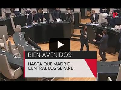 Embedded thumbnail for Video: Bien avenidos: hasta que 'Madrid Central' los separe