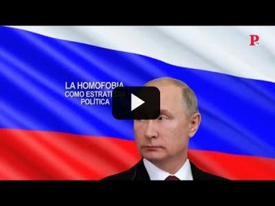 Embedded thumbnail for Video: Rusia no es país para homosexuales
