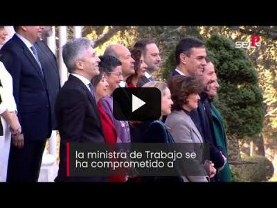 Embedded thumbnail for Video: El 'Sí se puede' llega a la Moncloa