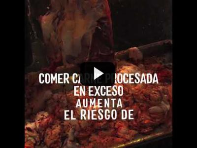 Embedded thumbnail for Video: ¡Únete a la Semana Mundial Sin Carne!