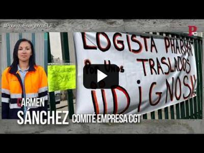 Embedded thumbnail for Video: #EnLaFrontera218 - Los Lunes al Sol y las trabajadoras de Logista Pharma