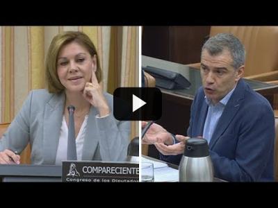 Embedded thumbnail for Video: TONI CANTÓ (C's) interroga a COSPEDAL (PP) por la financiación del PP (29/05/2018)
