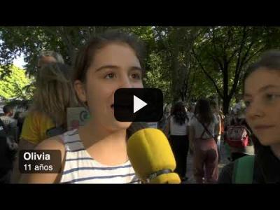 Embedded thumbnail for Video: Huelga mundial por el clima 27S