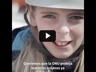 Embedded thumbnail for Video: #ProtegeLosOcéanos: estas niñas lo tienen claro