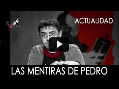 Embedded thumbnail for Video: #EnLaFrontera248 - Las mentiras de Pedro Sánchez