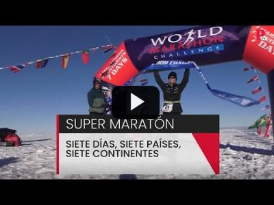 Embedded thumbnail for Video: Super maratón: siete días, siete países, siete continentes