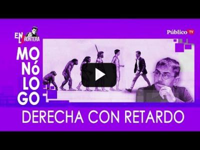Embedded thumbnail for Video: #EnLaFrontera324 Derecha con retardo