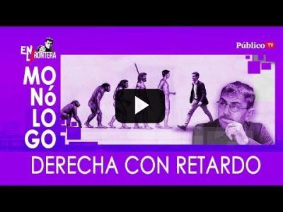 Embedded thumbnail for Video: #EnLaFrontera324 Derecha con retardo