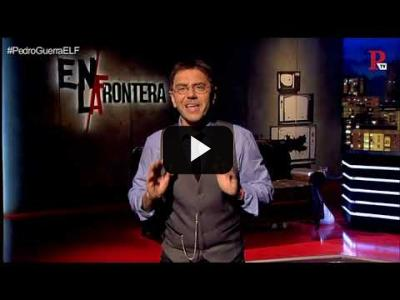Embedded thumbnail for Video: #EnLaFrontera222 - Monólogo - La campaña electoral no impide que nos sigan colando mentiras