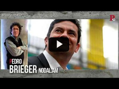Embedded thumbnail for Video: #EnLaFrontera238 - Pedro Brieger y el plan contra el expresidente Lula da Silva