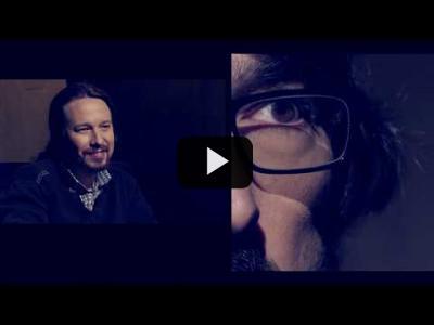 Embedded thumbnail for Video: Otra Vuelta de Tuerka - Pablo Iglesias con Quique Peinado